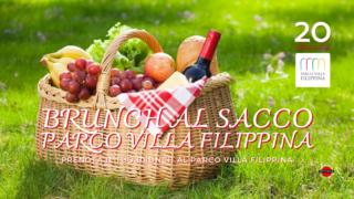"""Spesa bio, sport e picnic sul prato. Sabato e domenica """"Brunch al sacco"""", al Parco Villa Filippina @ PARCO VILLA FILIPPINA"""